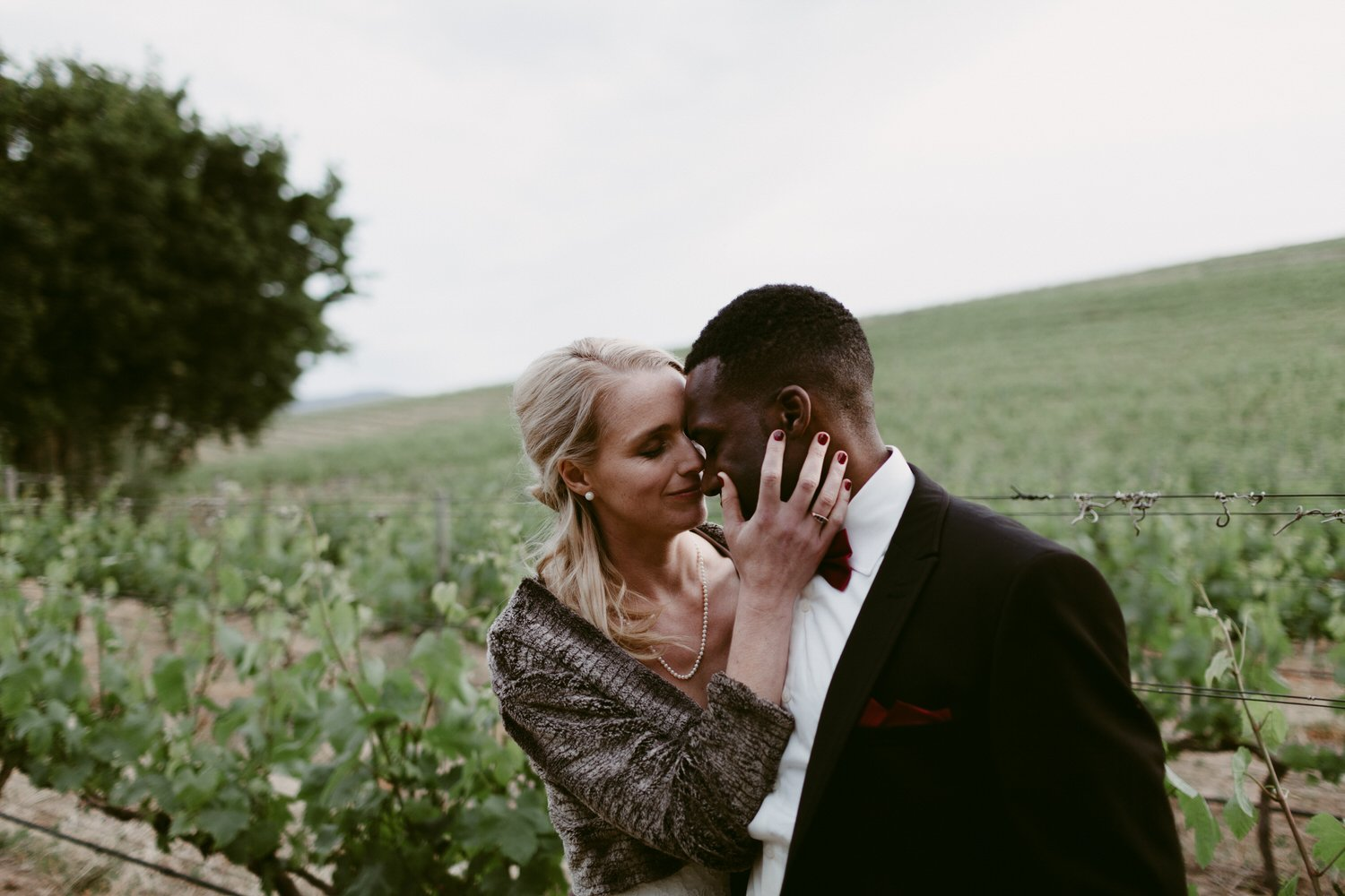 Groot Constantia wedding
