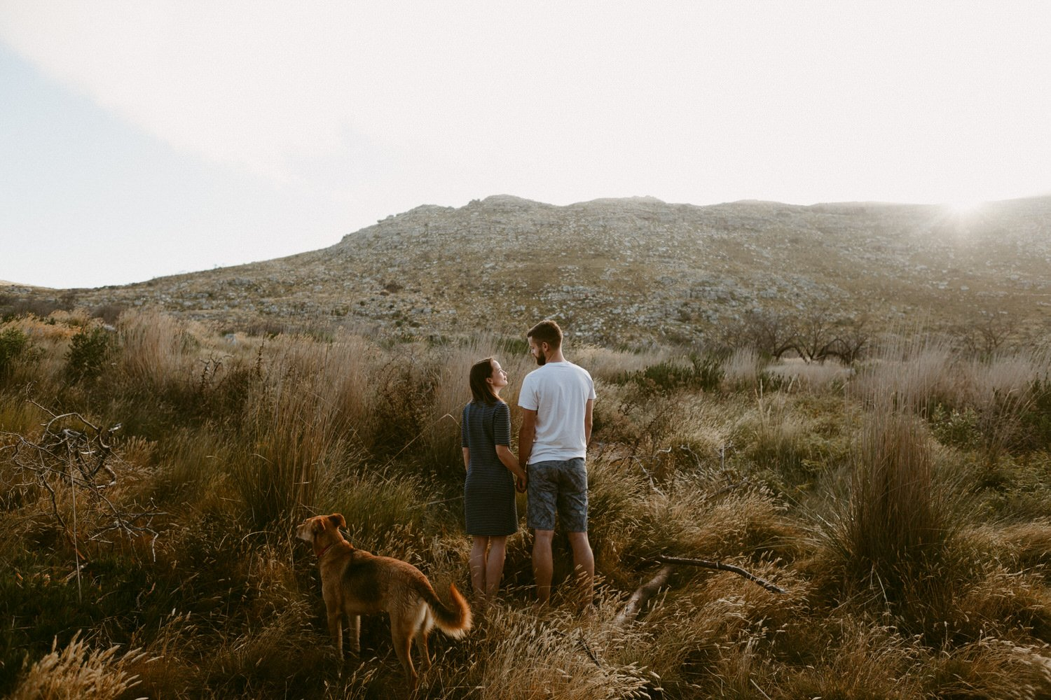Silvermine Engagement Shoot 34