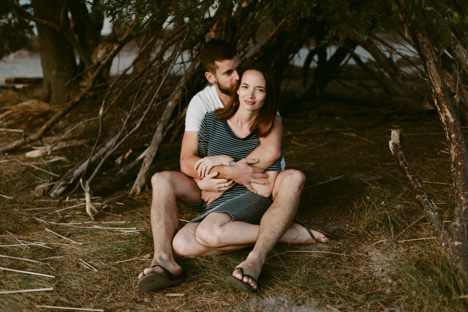 Silvermine Engagement Shoot 38