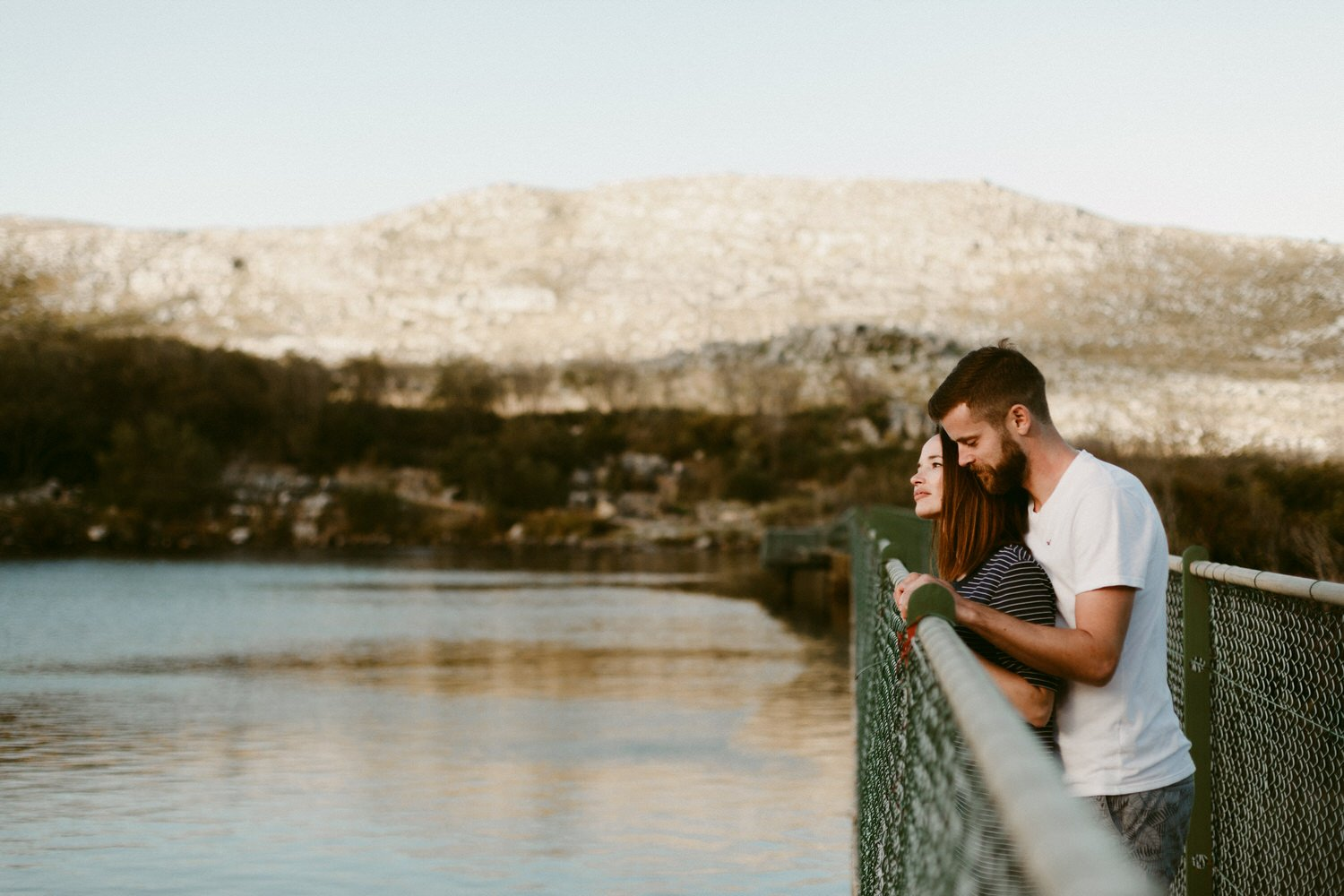 Silvermine Engagement Shoot 44