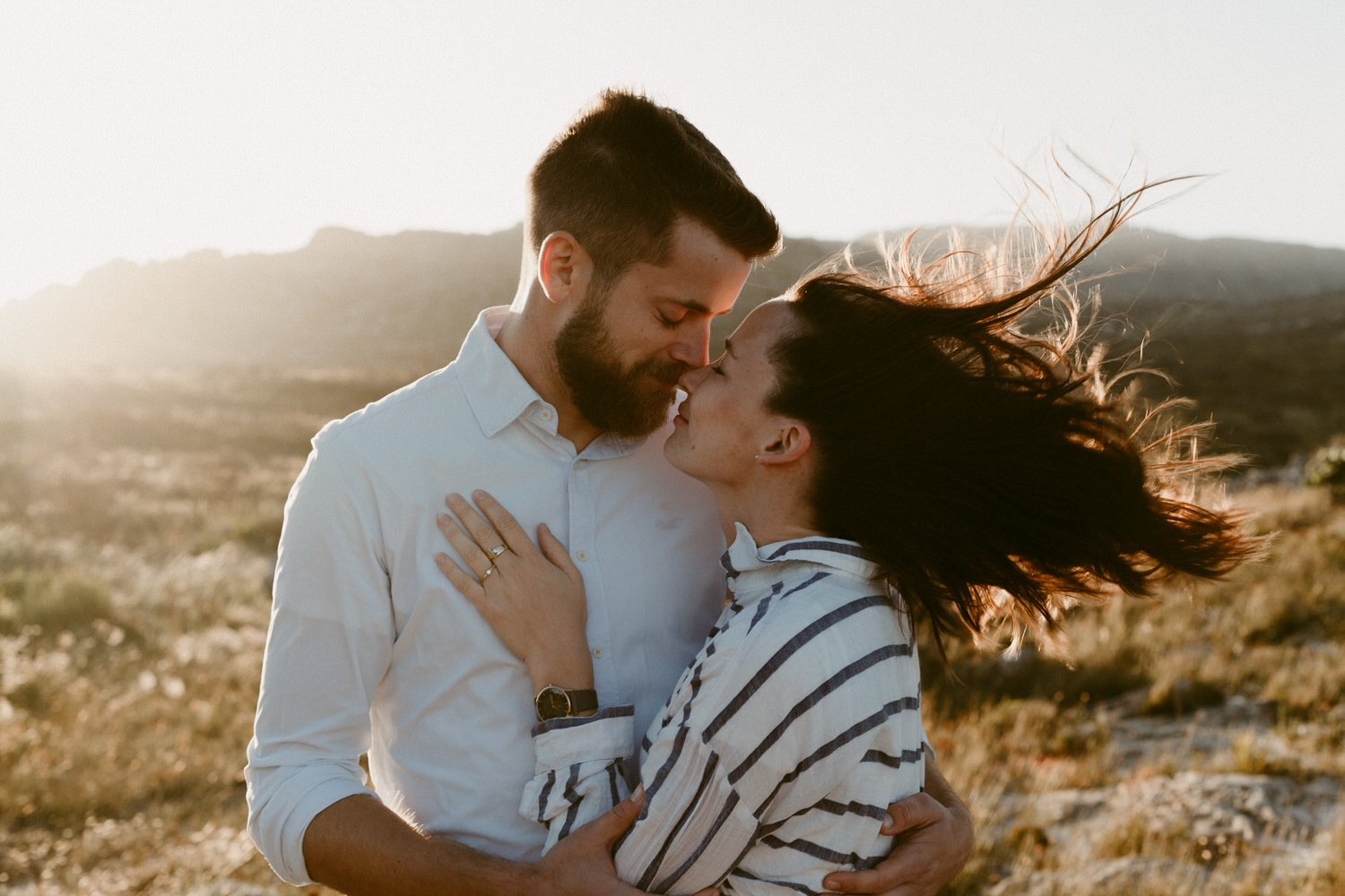 Silvermine Engagement Shoot 50
