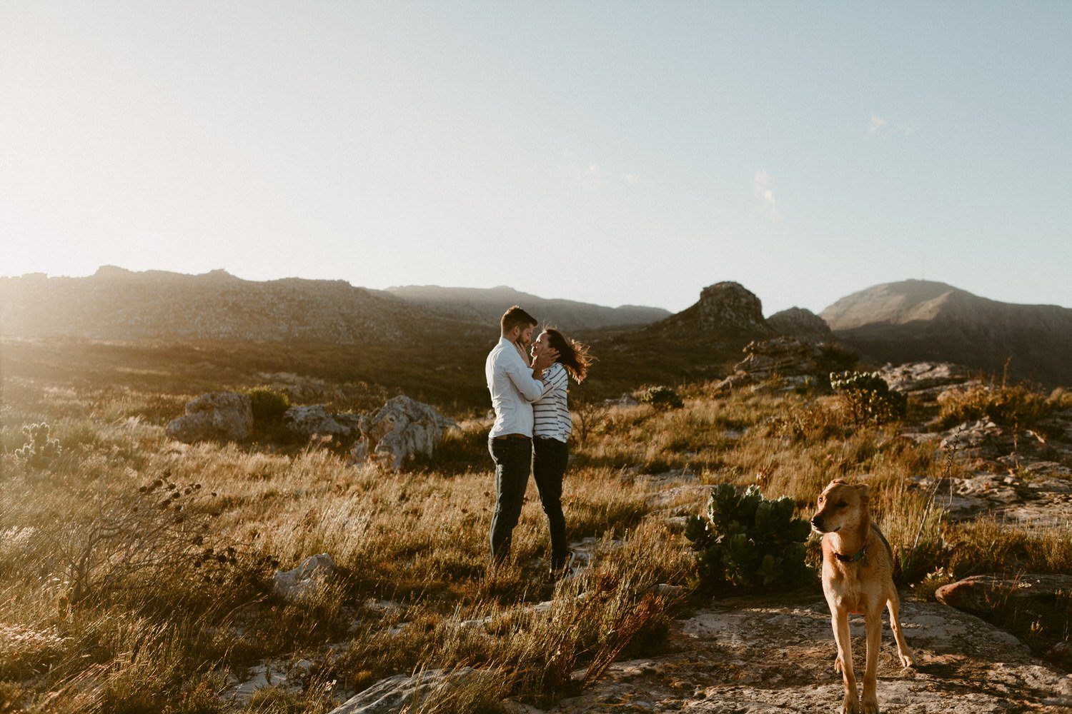 Silvermine Engagement Shoot 54