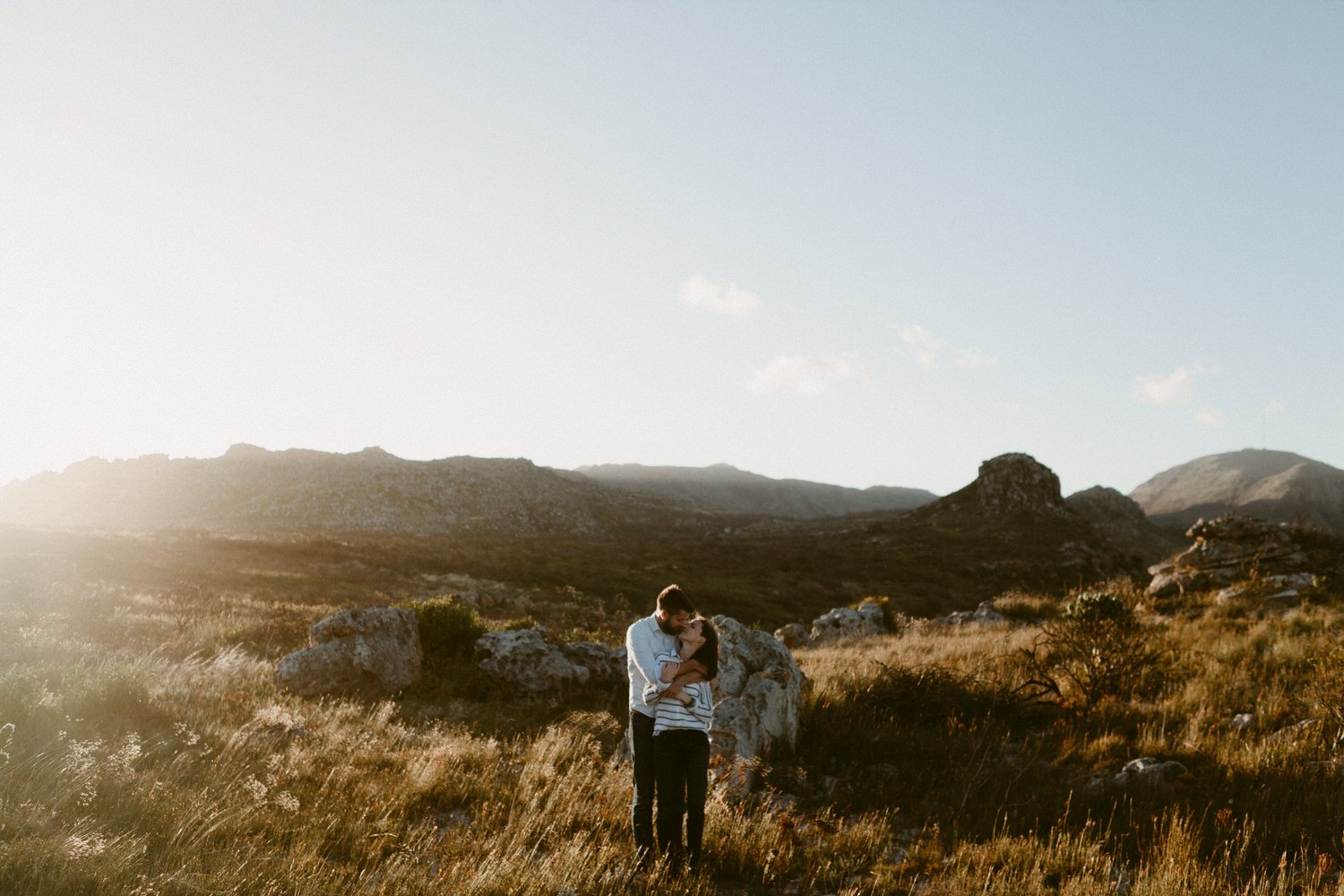 Silvermine Engagement Shoot 56