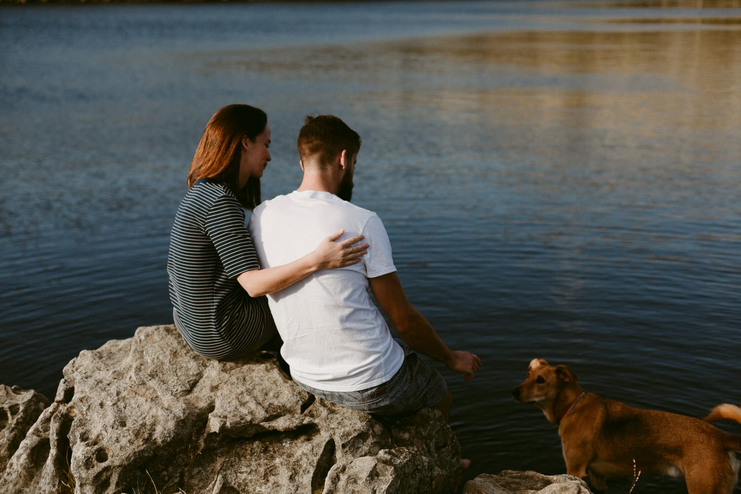 Silvermine Engagement Shoot 8