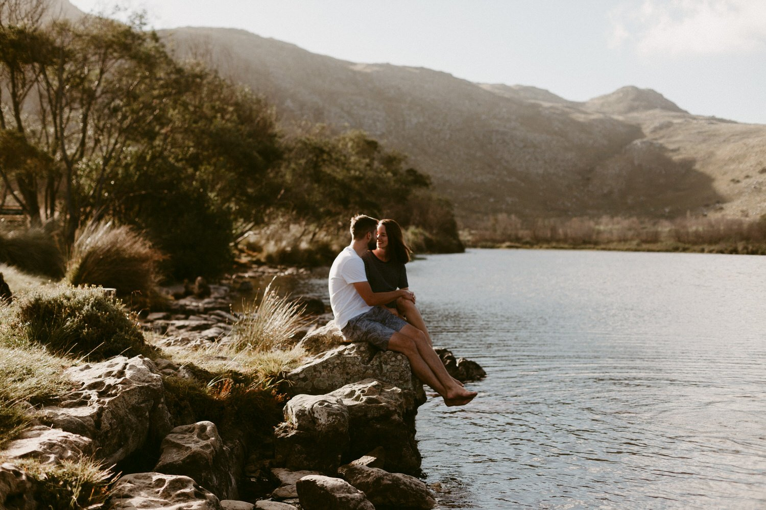 Silvermine Engagement Shoot 12