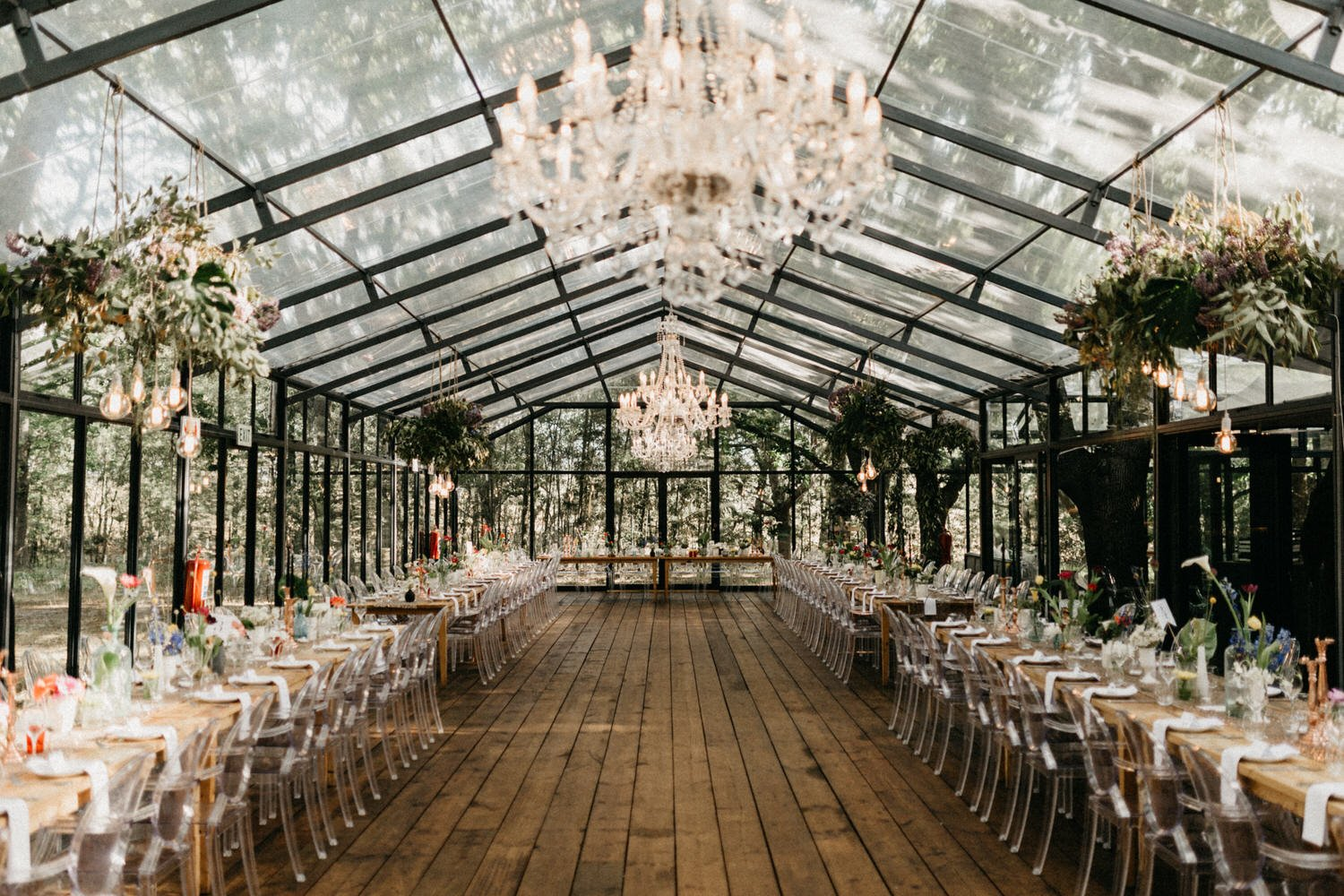 Forest wedding venue in Cape Town