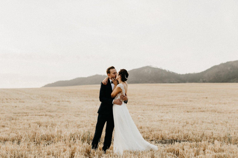 Die Woud Hay Fields