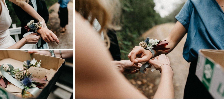 John & Susanne's Forest Wedding 76