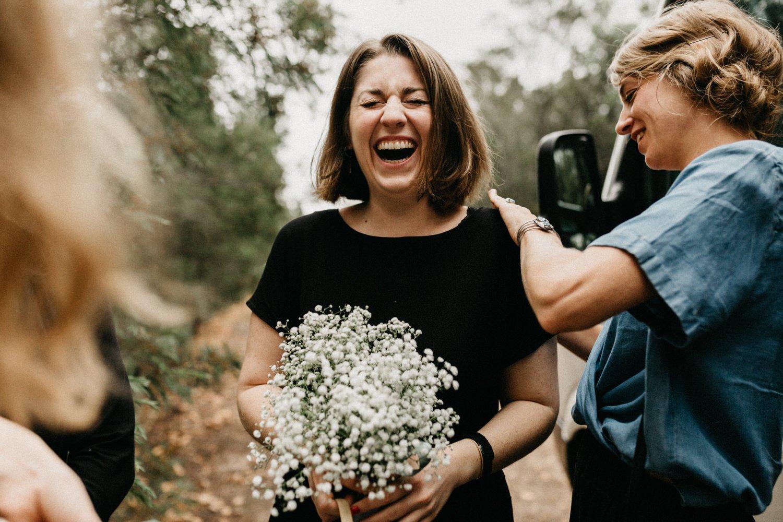 John & Susanne's Forest Wedding 78