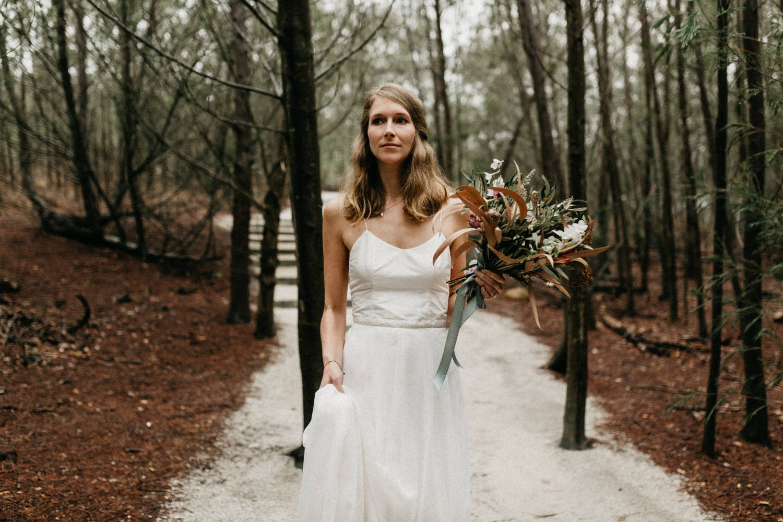 John & Susanne's Forest Wedding 90