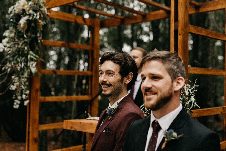 John & Susanne's Forest Wedding 92