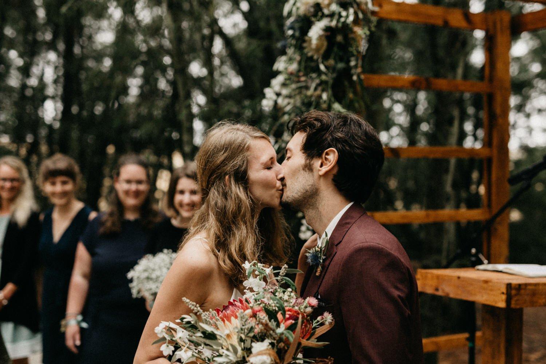 John & Susanne's Forest Wedding 96