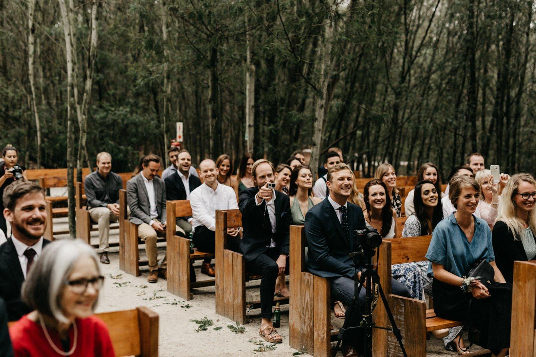 John & Susanne's Forest Wedding 98