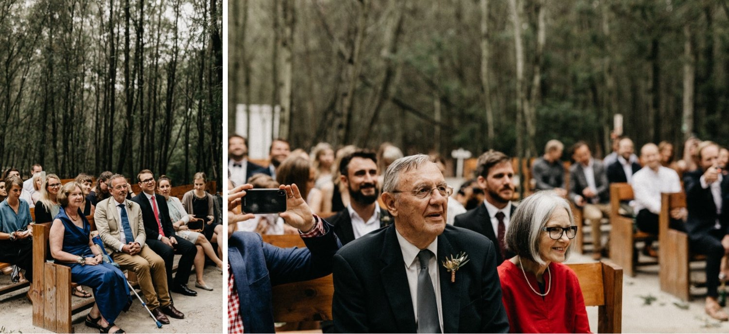 John & Susanne's Forest Wedding 100
