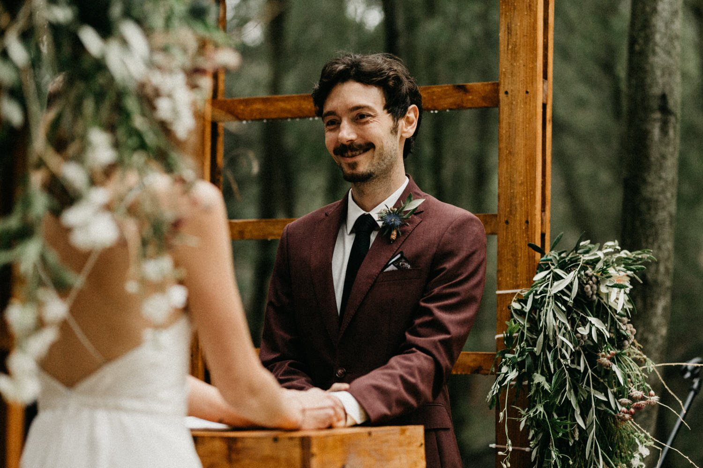 John & Susanne's Forest Wedding 108