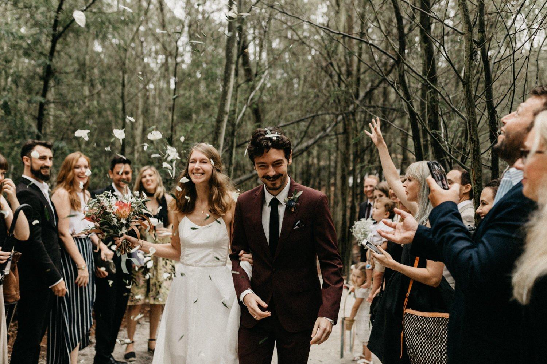 John & Susanne's Forest Wedding 122