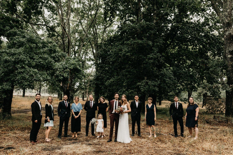 John & Susanne's Forest Wedding 130