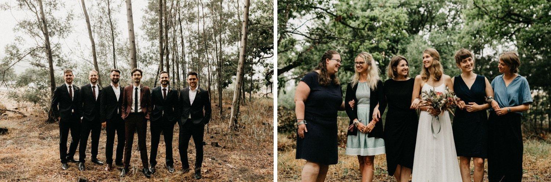 John & Susanne's Forest Wedding 132
