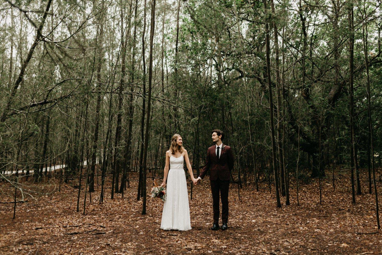 John & Susanne's Forest Wedding 134