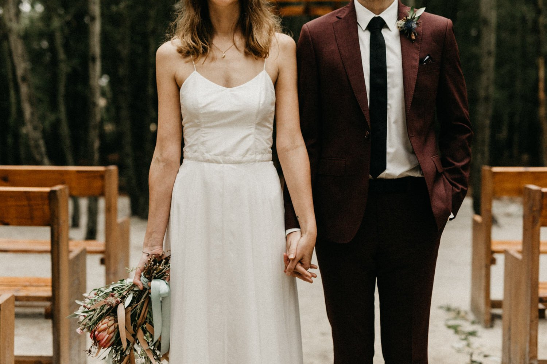 John & Susanne's Forest Wedding 140