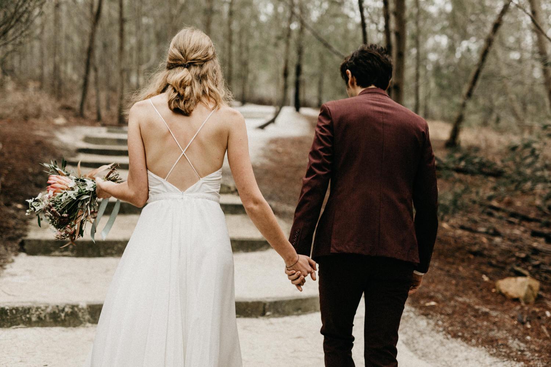 John & Susanne's Forest Wedding 144