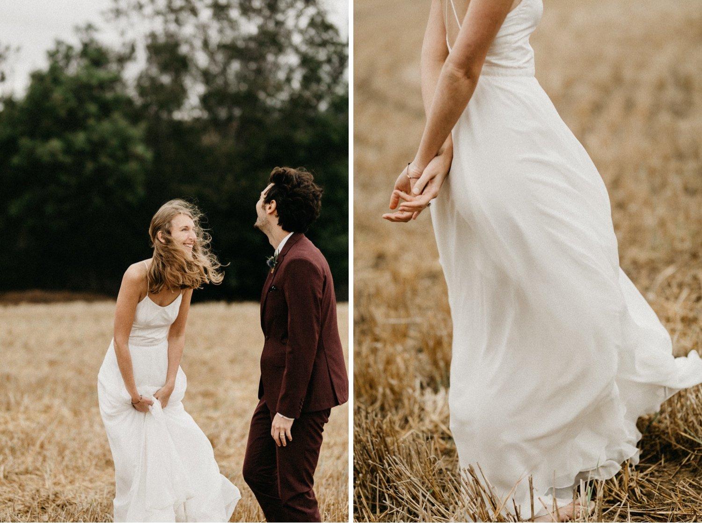 John & Susanne's Forest Wedding 154