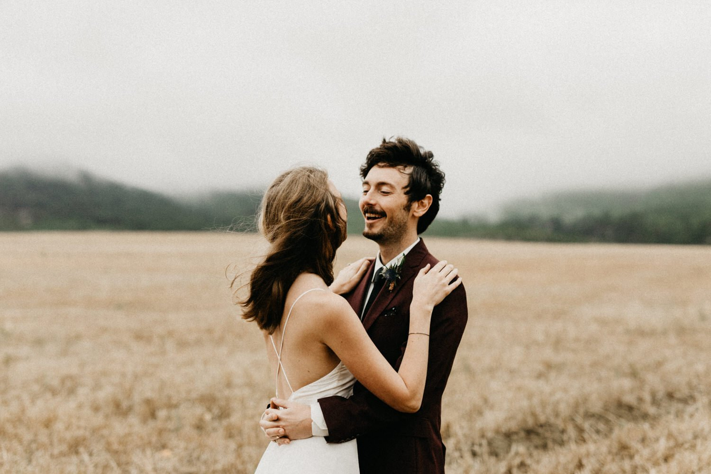 John & Susanne's Forest Wedding 156
