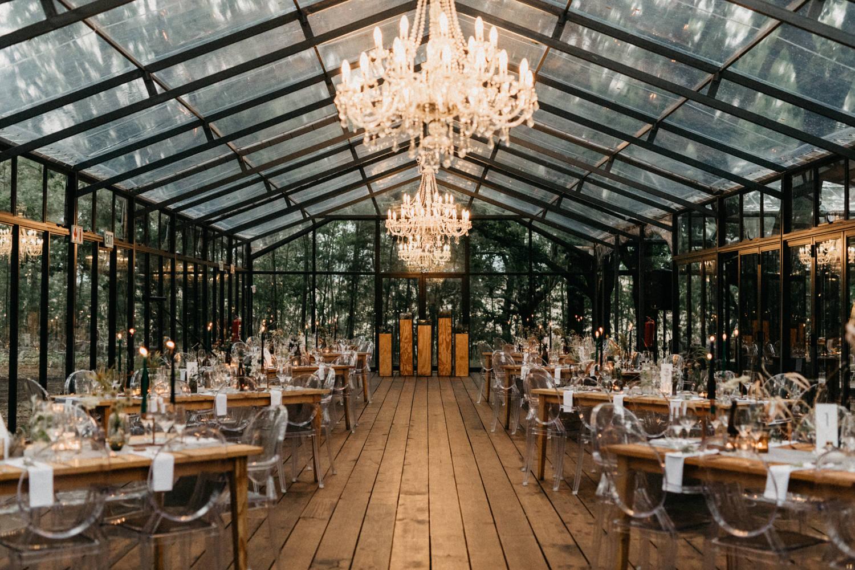 John & Susanne's Forest Wedding 160