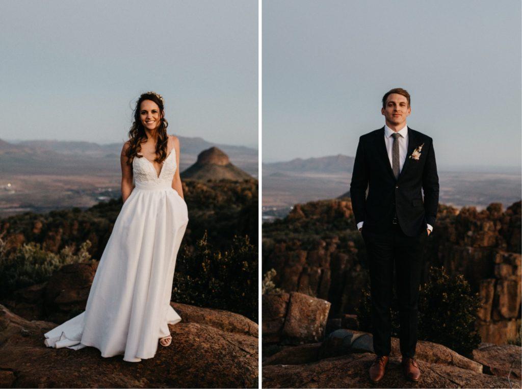 Andre & Kate's Graaff Reinet Wedding 164