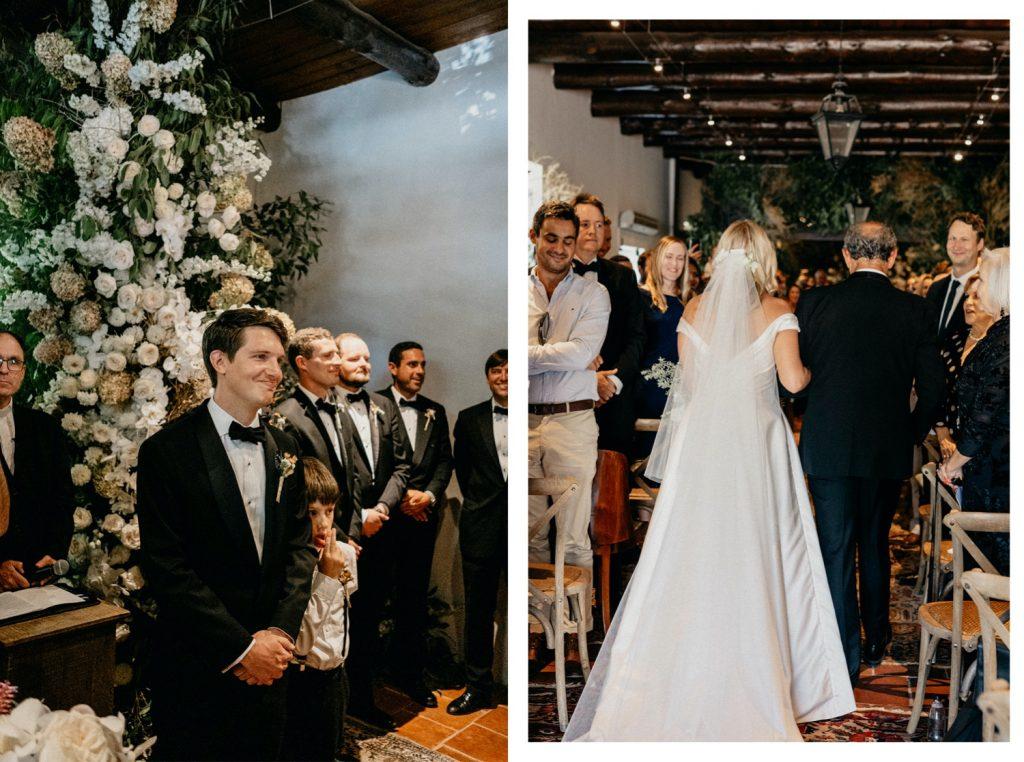 Alex & Carla's Luxury Tent Wedding Celebration 42