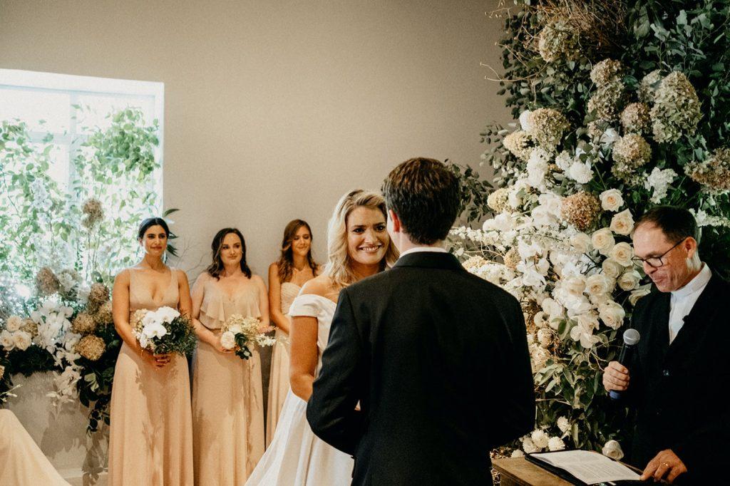 Alex & Carla's Luxury Tent Wedding Celebration 44