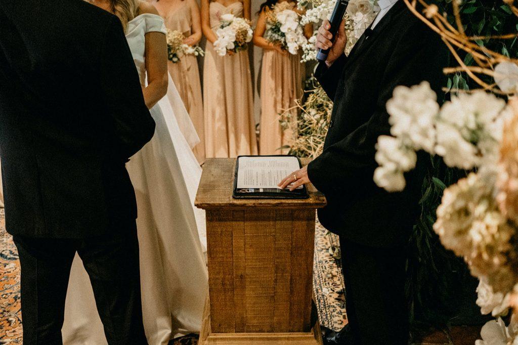 Alex & Carla's Luxury Tent Wedding Celebration 50