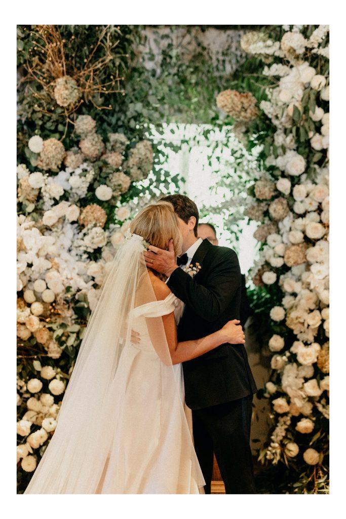 Alex & Carla's Luxury Tent Wedding Celebration 56