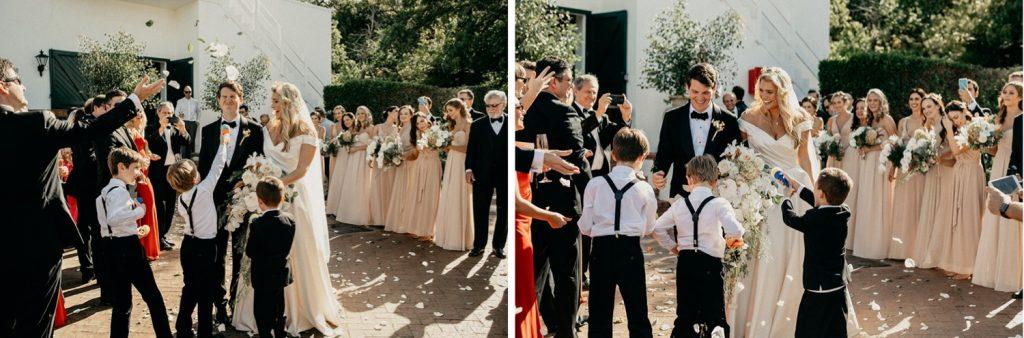 Alex & Carla's Luxury Tent Wedding Celebration 60