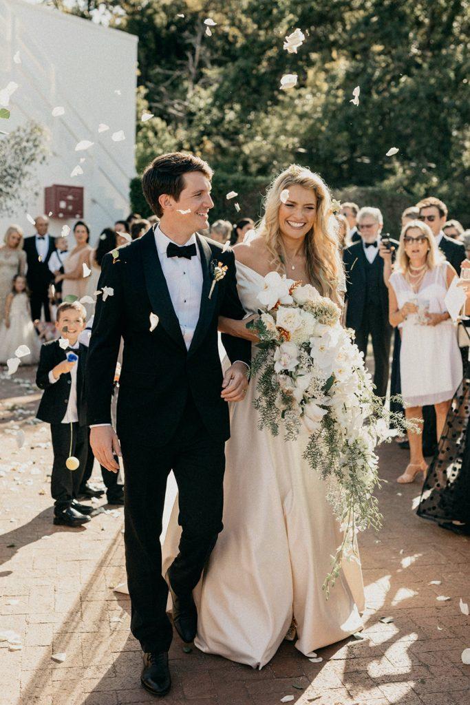 Alex & Carla's Luxury Tent Wedding Celebration 62