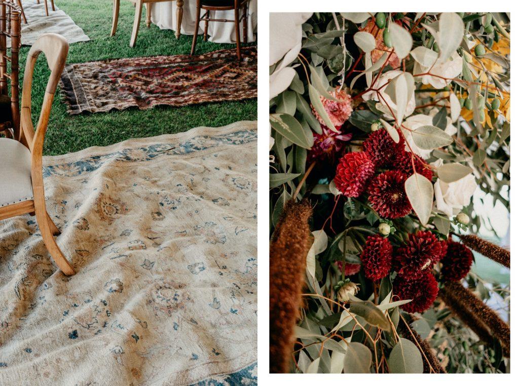 Alex & Carla's Luxury Tent Wedding Celebration 70