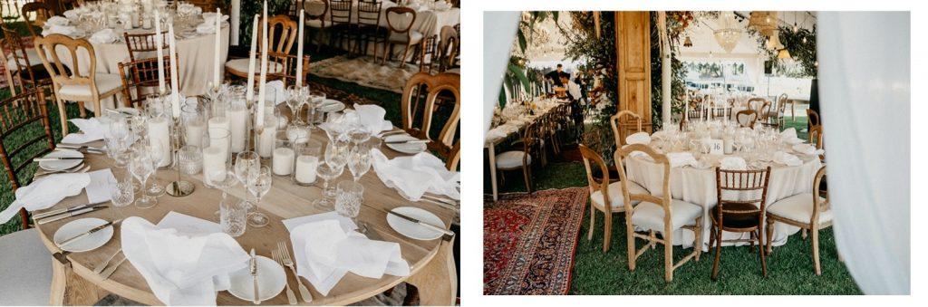 Alex & Carla's Luxury Tent Wedding Celebration 74