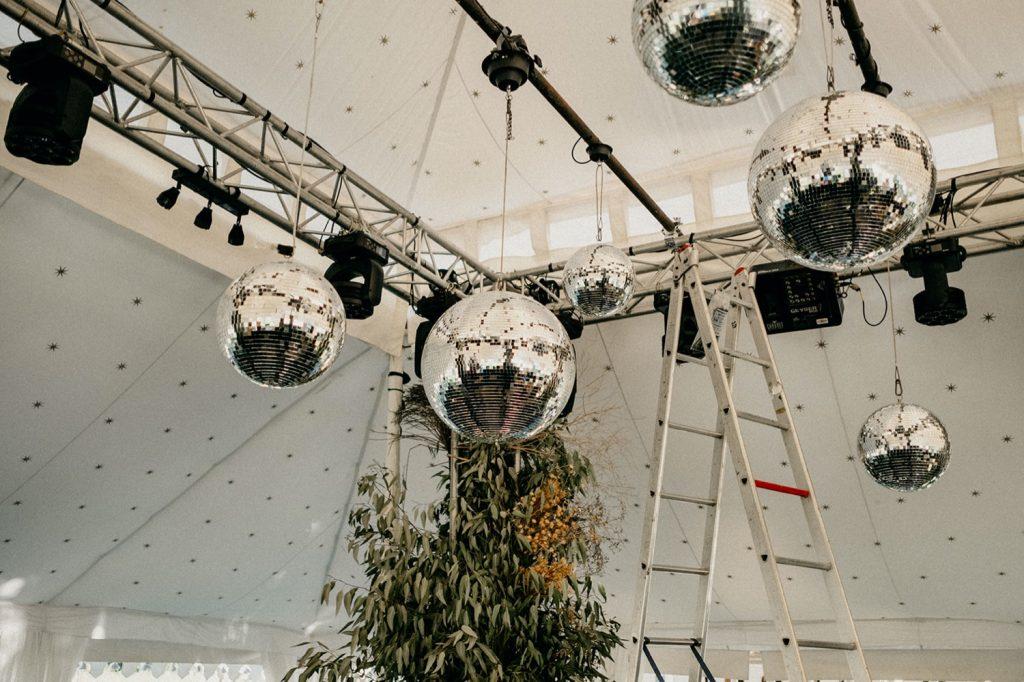 Alex & Carla's Luxury Tent Wedding Celebration 86