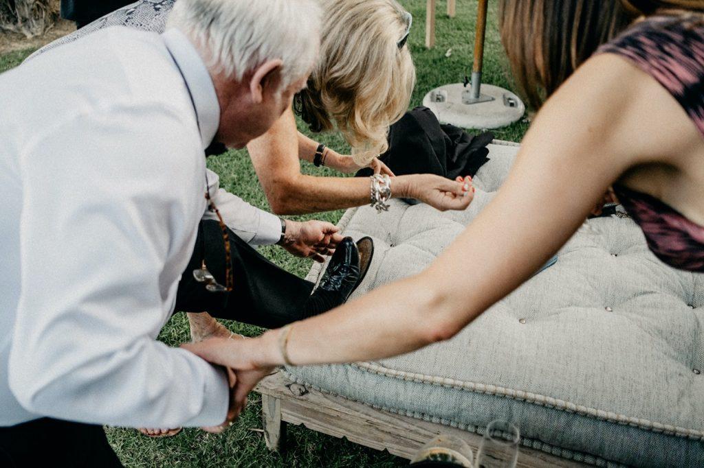 Alex & Carla's Luxury Tent Wedding Celebration 110