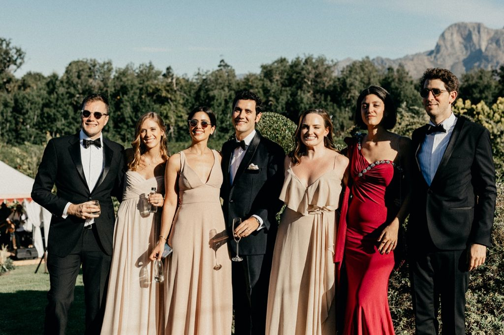 Alex & Carla's Luxury Tent Wedding Celebration 118
