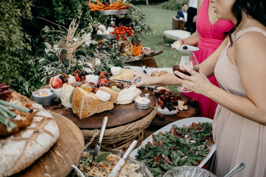 Alex & Carla's Luxury Tent Wedding Celebration 122