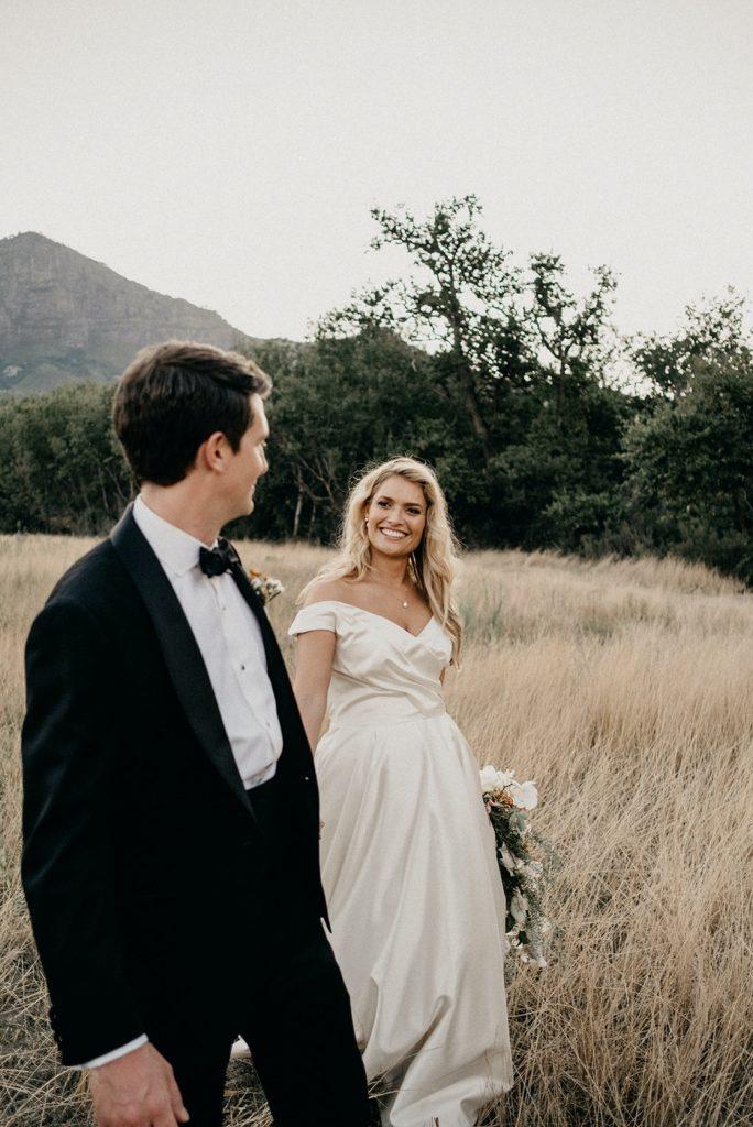 Alex & Carla's Luxury Tent Wedding Celebration 136