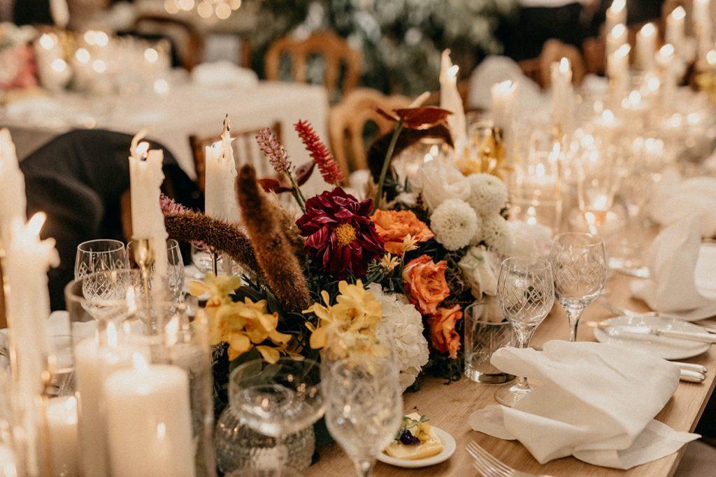 Alex & Carla's Luxury Tent Wedding Celebration 148
