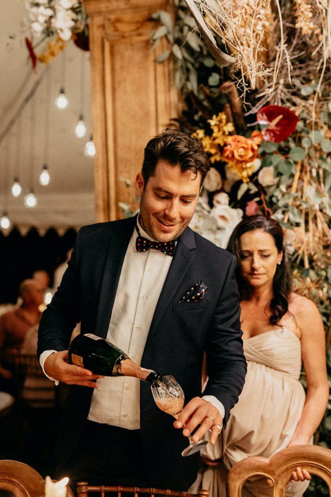 Alex & Carla's Luxury Tent Wedding Celebration 150