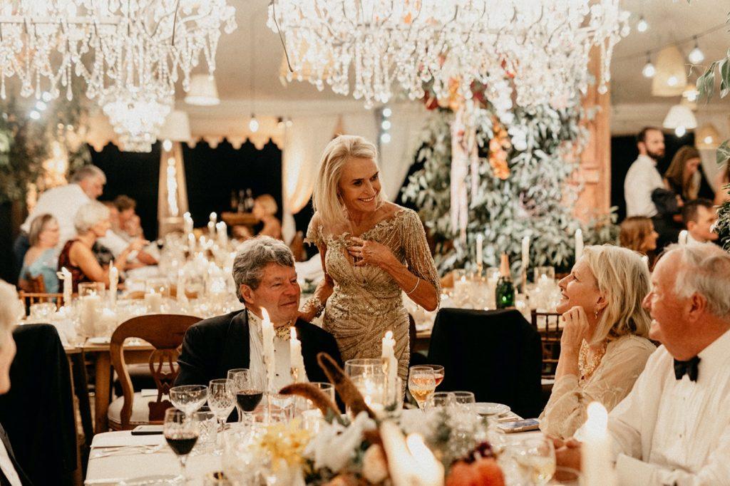 Alex & Carla's Luxury Tent Wedding Celebration 152