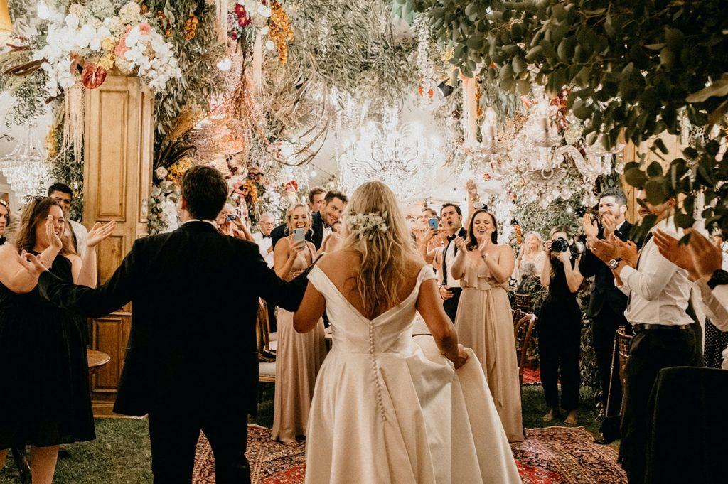 Alex & Carla's Luxury Tent Wedding Celebration 162