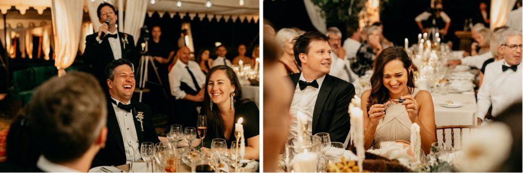 Alex & Carla's Luxury Tent Wedding Celebration 176