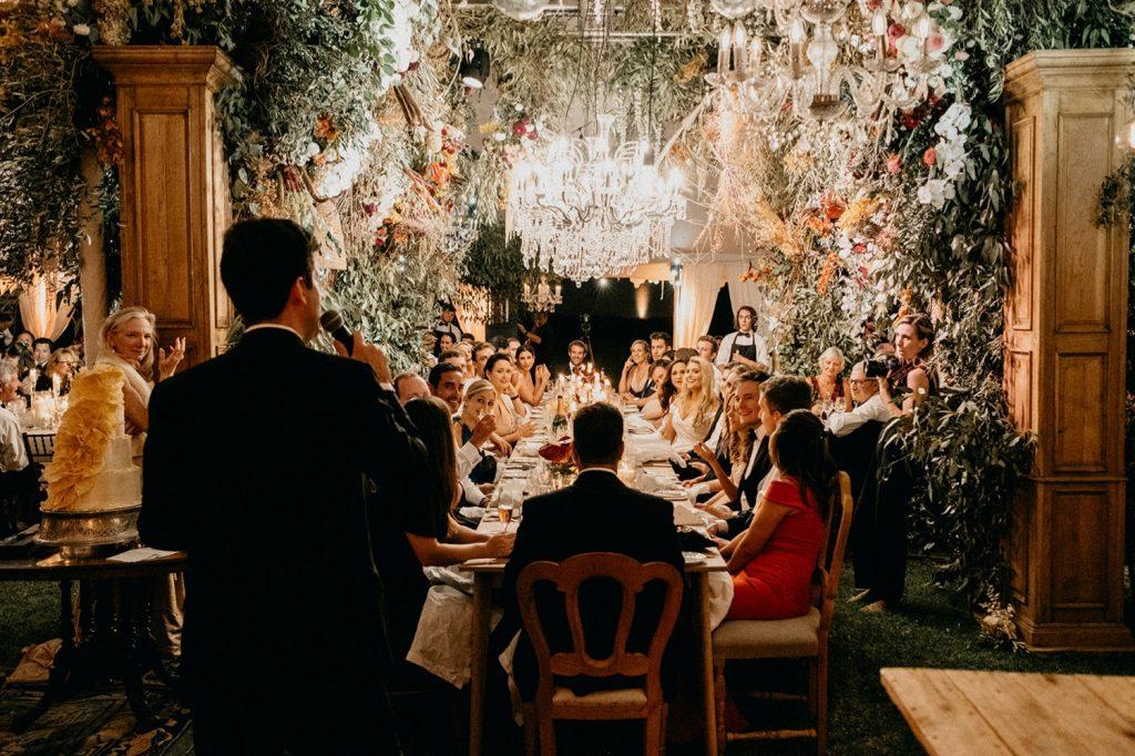 Alex & Carla's Luxury Tent Wedding Celebration 182