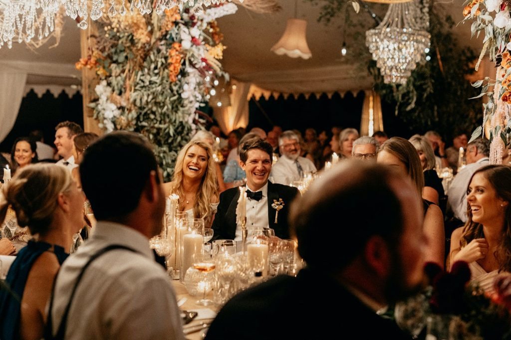 Alex & Carla's Luxury Tent Wedding Celebration 186