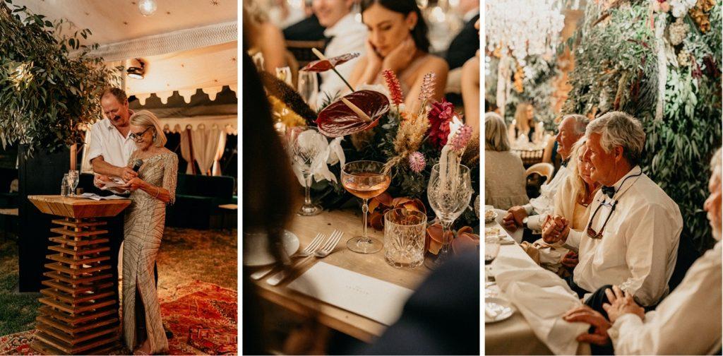 Alex & Carla's Luxury Tent Wedding Celebration 188